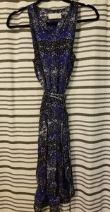 EUC Silk Dress